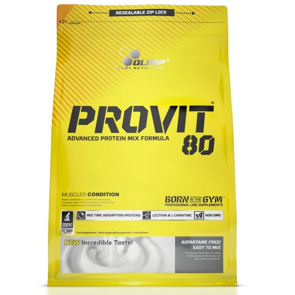 Olimp Provit 80®  700g-os fehérje készítmény