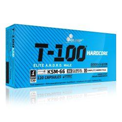 Olimp T-100 Hardcore tesztoszteron fokozó 120 kapszula
