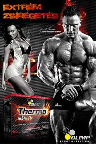 Olimp Thermo Stim zsírégető