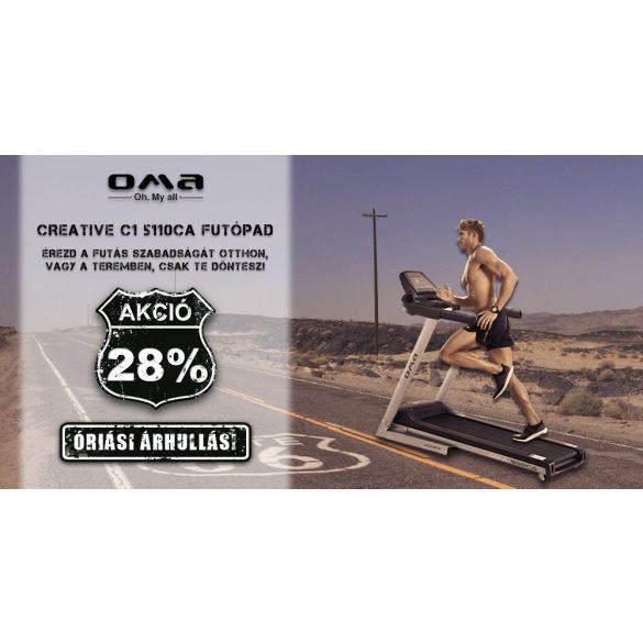 OMA Creative C1 futópad (5110CA)