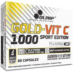 Olimp Labs GOLD-VIT C® 1000 Sport Edition - 30 kapszula