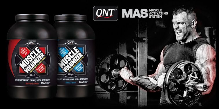 QNT Muscle Volumizer