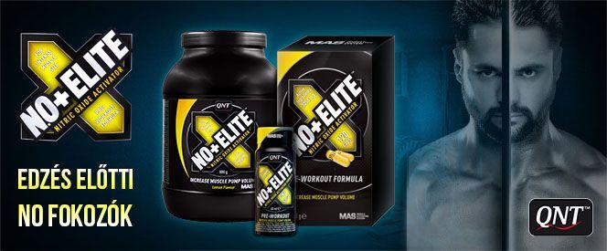 QNT NO+ Elite termékcsalád