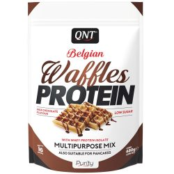 QNT Belgian Waffles protein - 480g