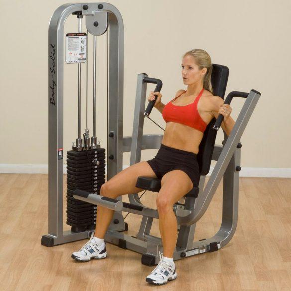 Body Solid SBP100/2 mellgép