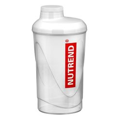 Nutrend Shaker fehér 600 ml