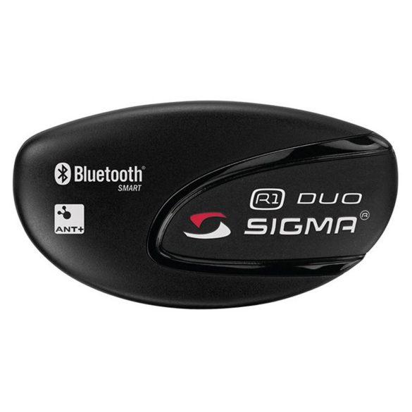 Sigma R1 Duo comfortex+ - Bluetooth és ANT+  pulzusmérő öv