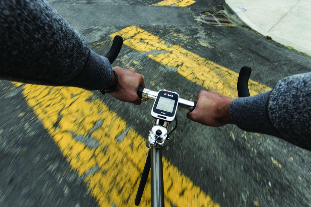 Polar M450 kerékpáros GPS órák