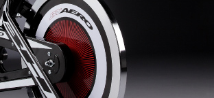 BH Fitness Spin Bike öntötvas lendkerék
