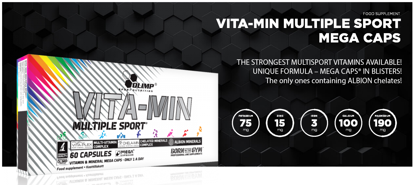 OLIMP Vita-Min Multiple Sport™ vitamin