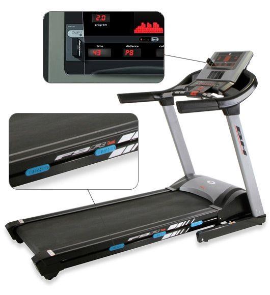 Bh Fitness i.F9R Dual tulajdonságok