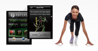 Bh Fitness i.Concept technológia