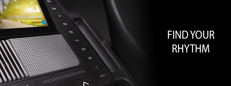 NordicTrack X22i hangfal rendszer