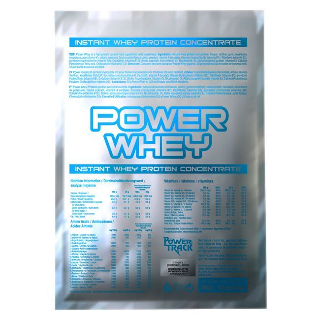 Power Track Power Whey 300g