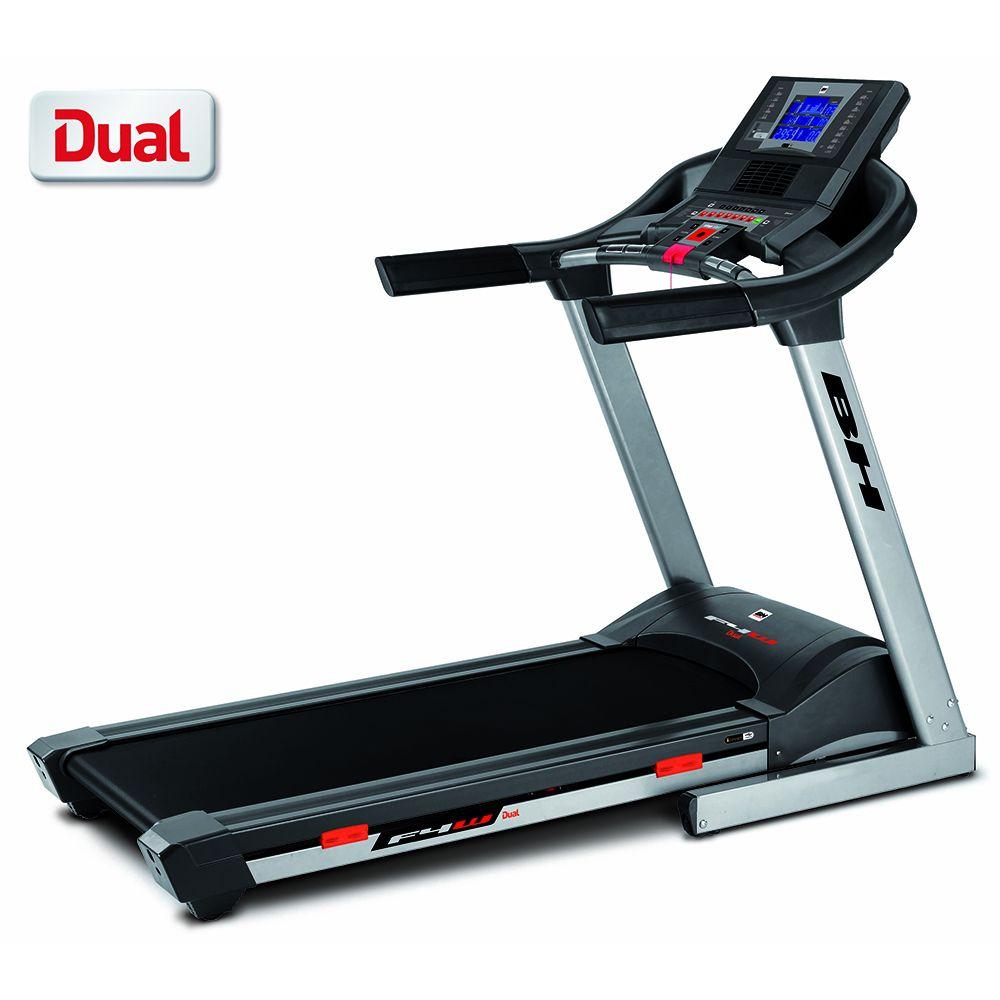 BH Fitness F4W Dual i.Concept futópad