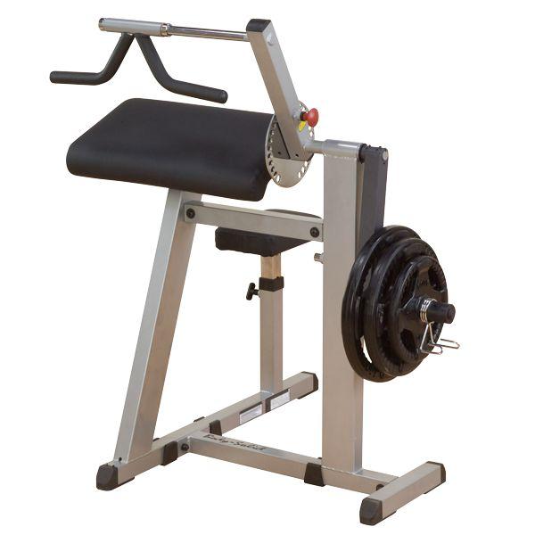 Body Solid Bicepsz/Tricepszgép GCBT380