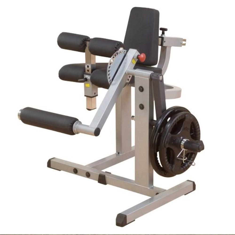 Body-Solid ülő Lábnyújtó/Lábhajlítógép (GCEC340)