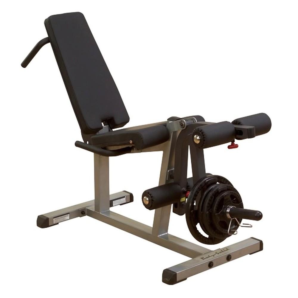 Body-Solid Lábnyújtó/Lábhajlítógép (GLCE365)
