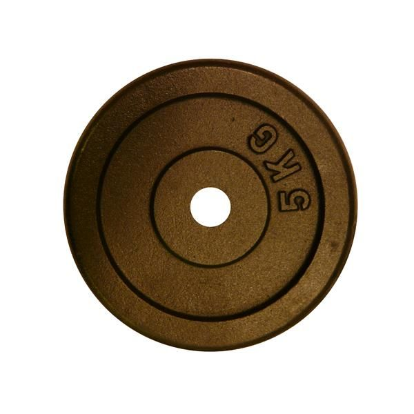 5 kg súlytárcsa