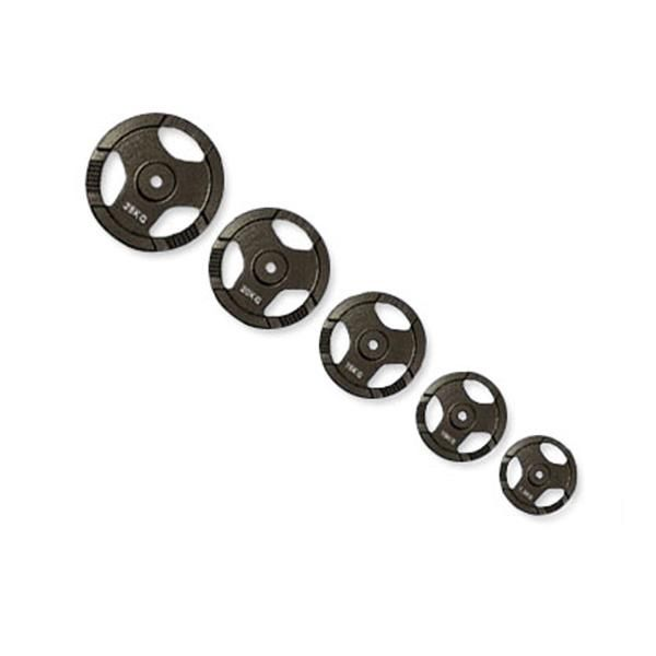PL14 (50 mm) Fogós vas tárcsa (1,25-2,5-5-10-15-20-25) kg
