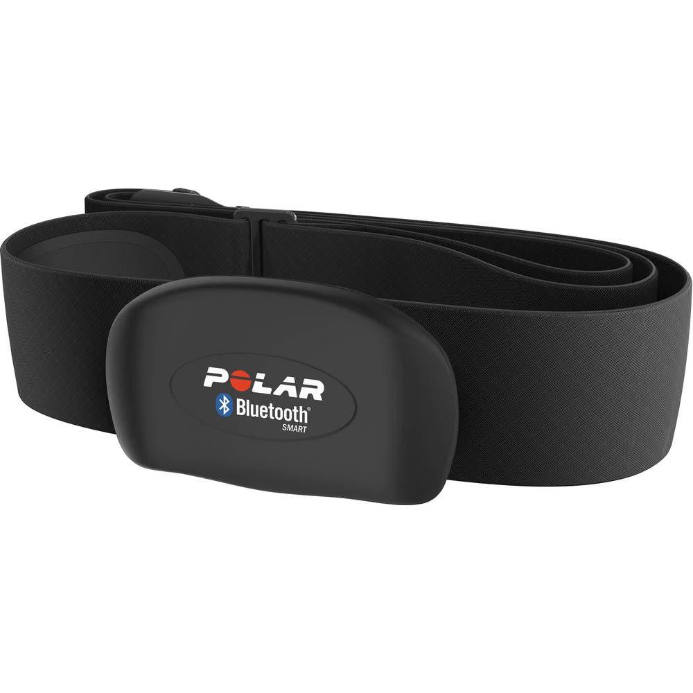 Polar H7 HR Sensor WearLink Bluetooth mellkasi jeladó - fekete