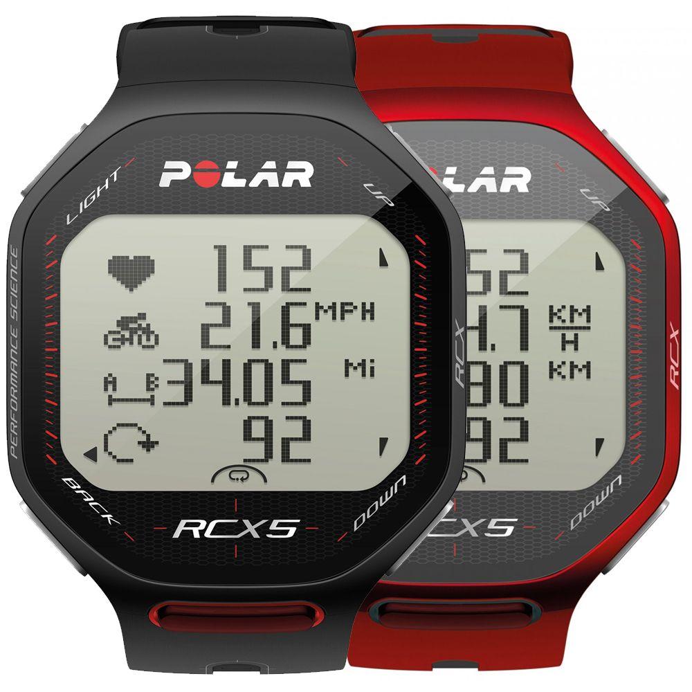 Polar RCX5 pulzusmérő óra