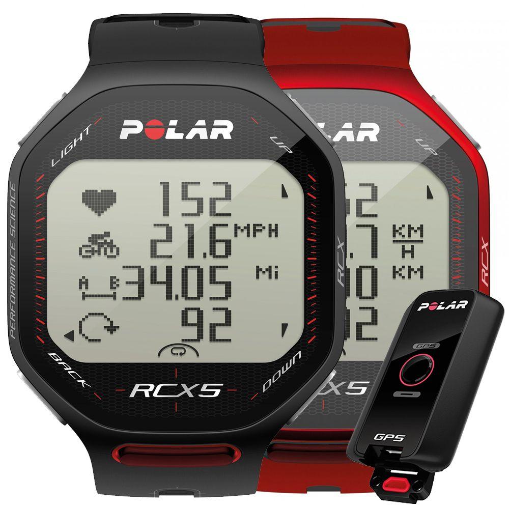 Polar RCX5 GPS pulzusmérő óra (G5)