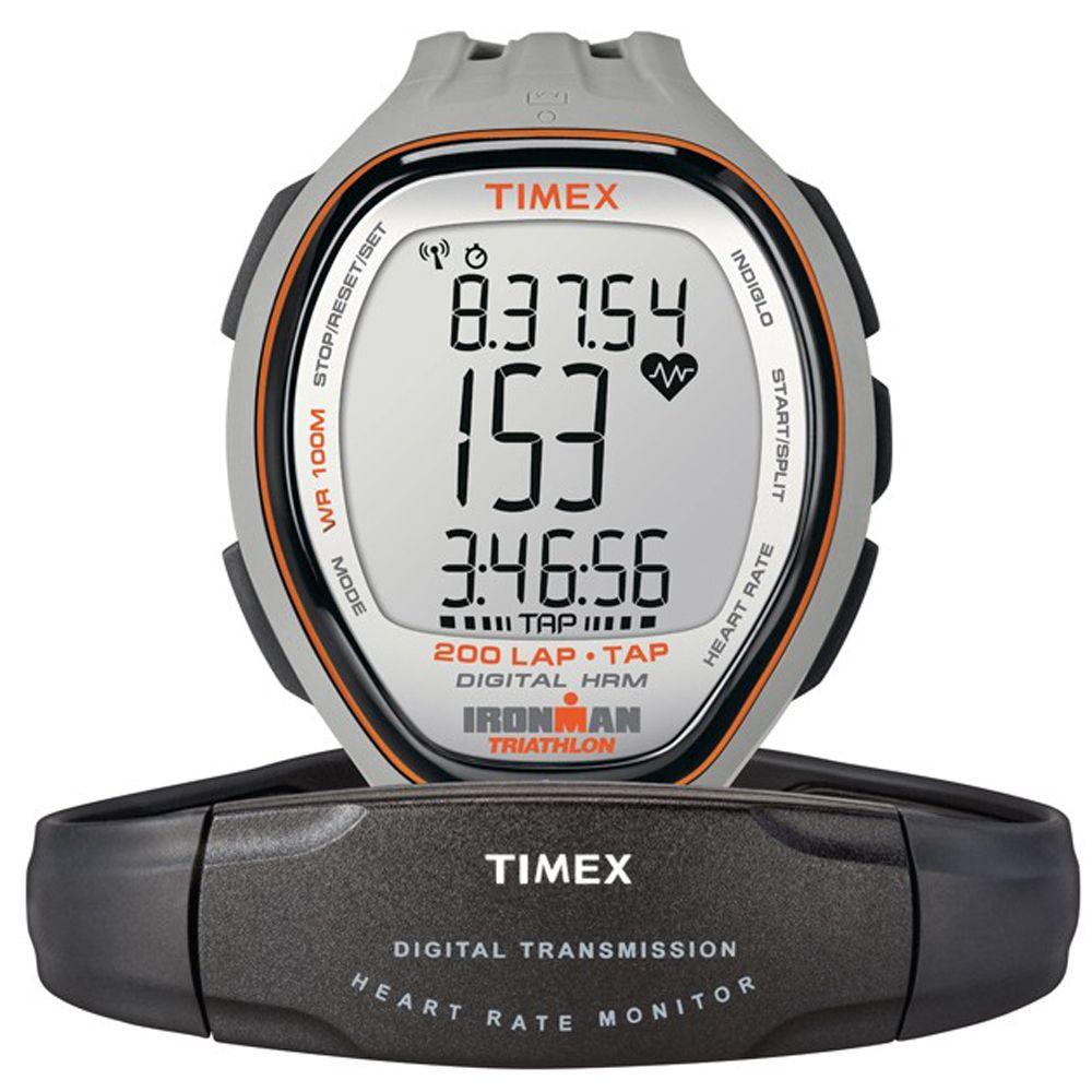 Timex T5K546 Ironman Target Trainer pulzusmérő óra