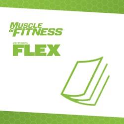 Muscle&Fitness és FLEX magazin