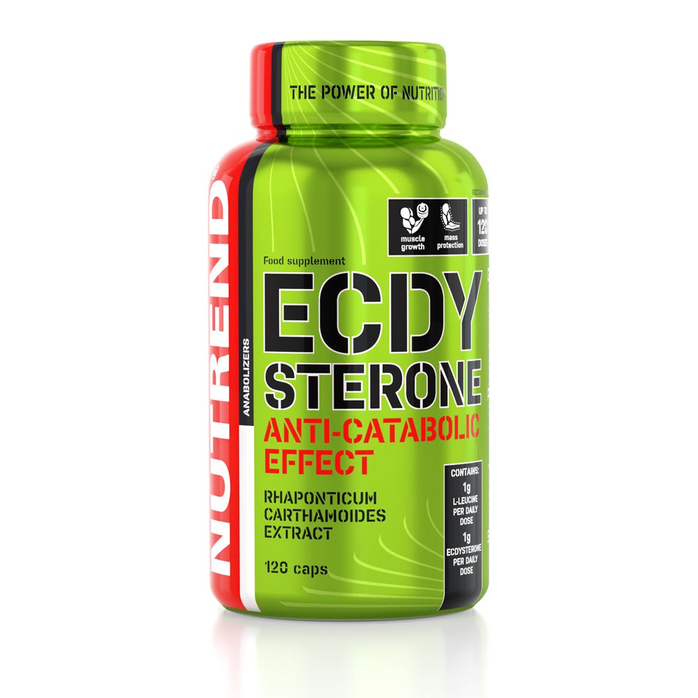 Nutrend Ecdysterone 120 kapszula
