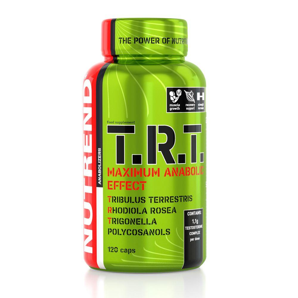 Nutrend T.R.T. Tesztoszteron Fokozó 120 kapszula