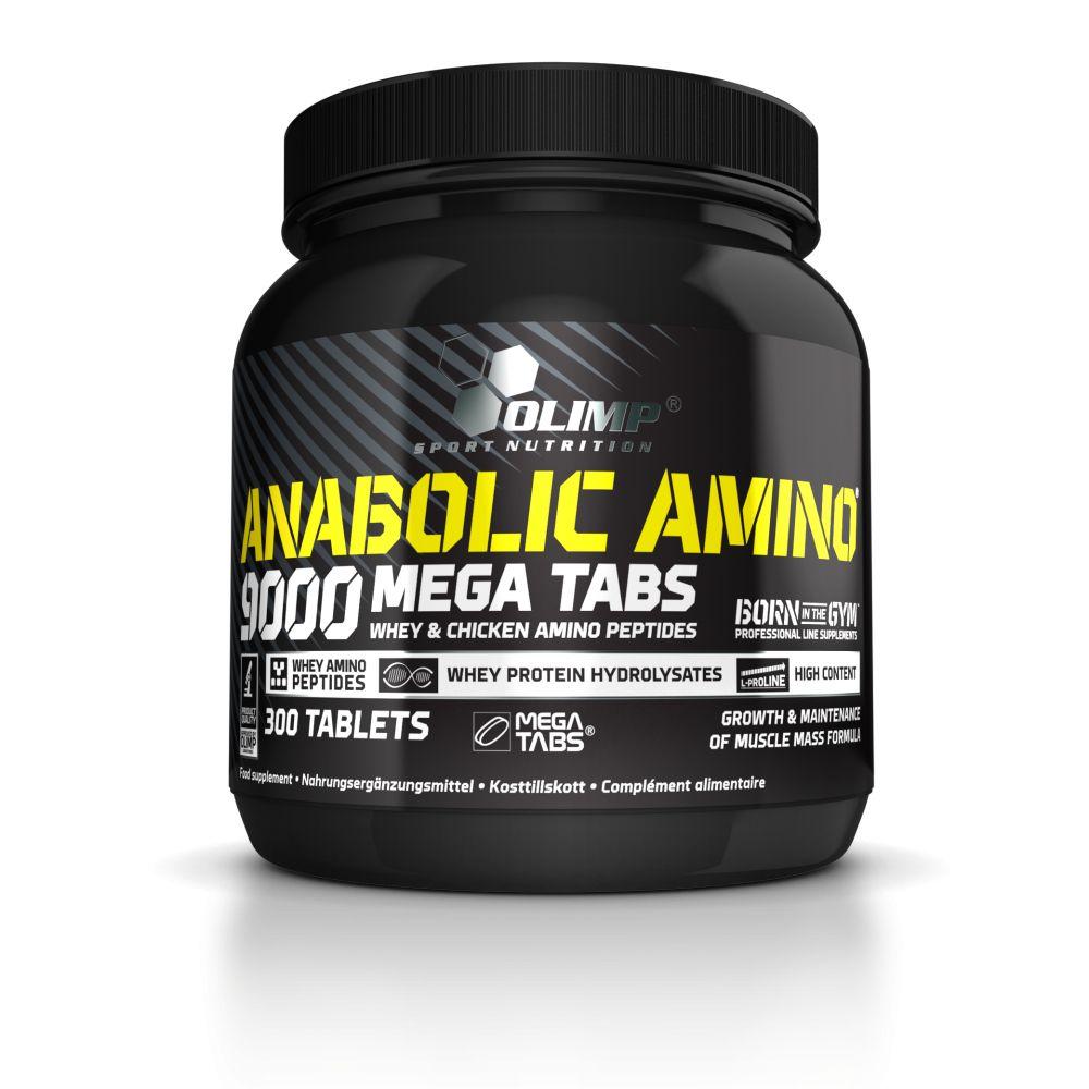 Olimp Anabolic Amino 9000®  300 tabletta