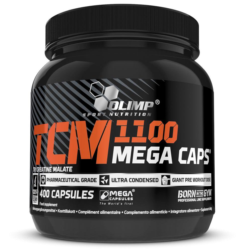 Olimp TCM Mega Caps® 400 kapszula