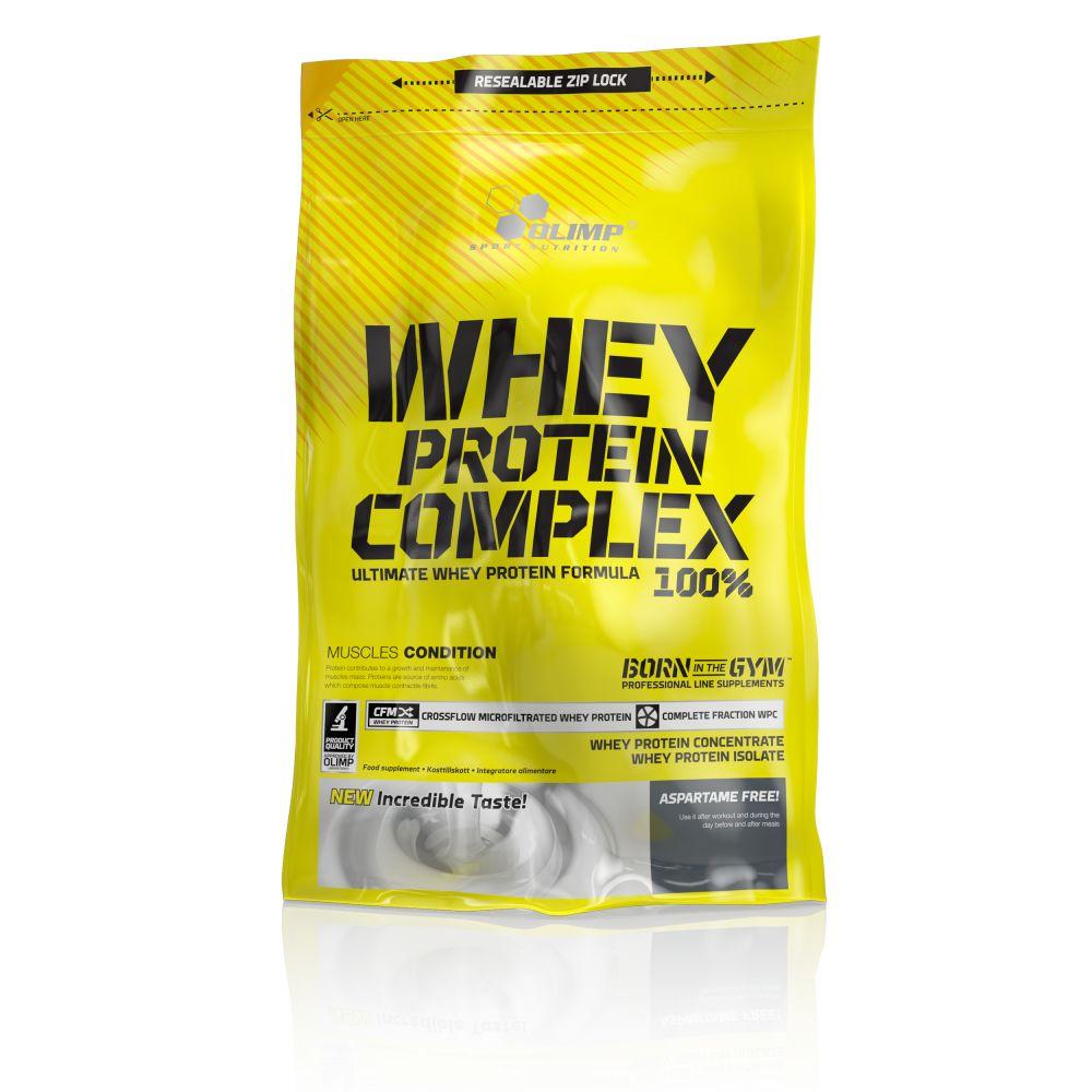 Olimp Whey Protein Complex 100% fehérje készítmény