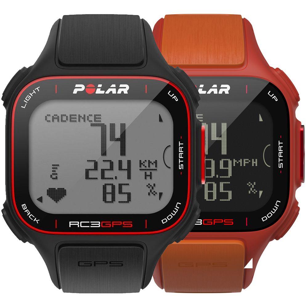Polar RC3 GPS pulzusmérő óra (öv nélkül)