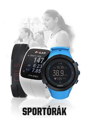 Vásároljon Polar, Suunto, Sigma és Soleus sport és pulzusmérő óra kínálatunkból.