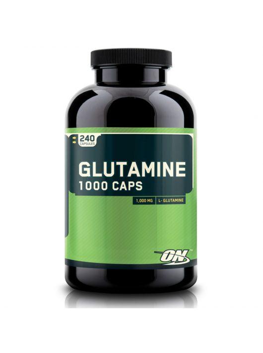 Optimum Nutrition Glutamine Cap