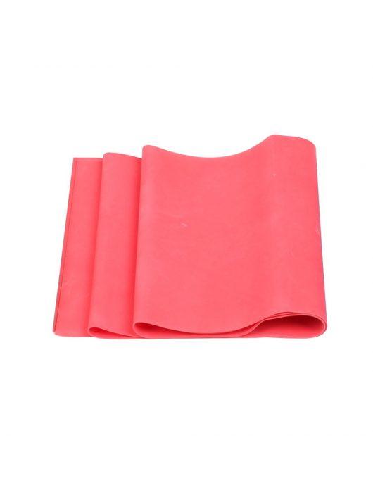 Gumiszalag (közepes) - piros