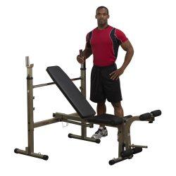 Best Fitness BFOB10 Univerzális fekvenyomópad