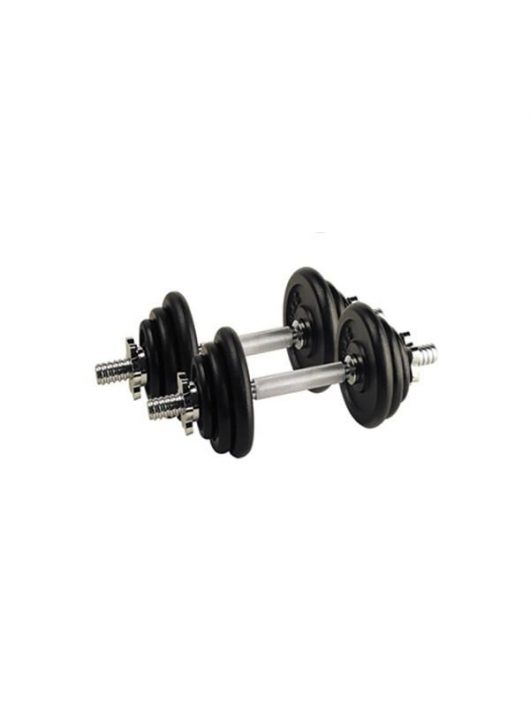 20 kg súlyzó szett DBS1201 (2 X10 kg)