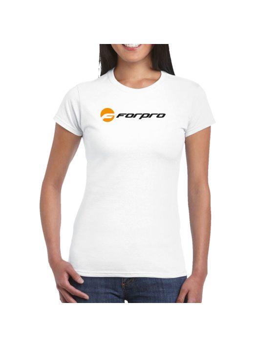 Ladies Forpro T-shirt - White