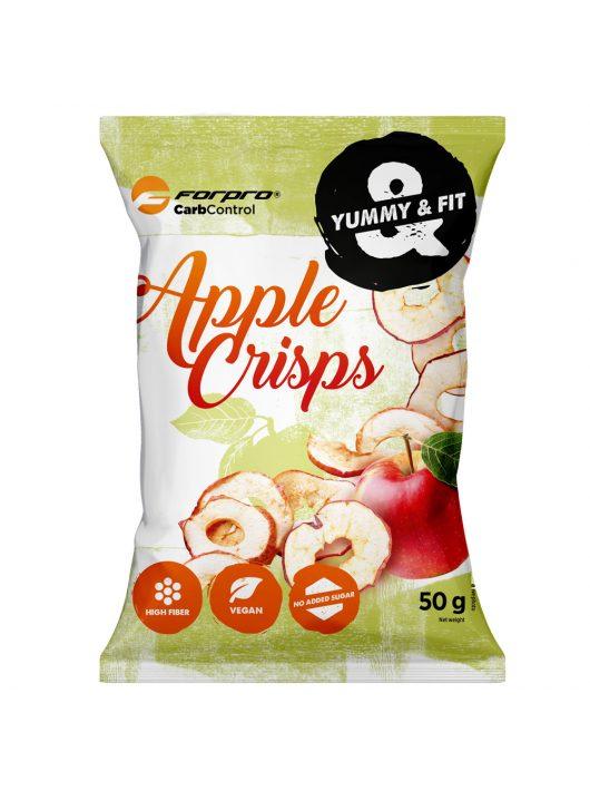 Forpro Apple Crisps Dried almaszirom 20g -  Jonathan