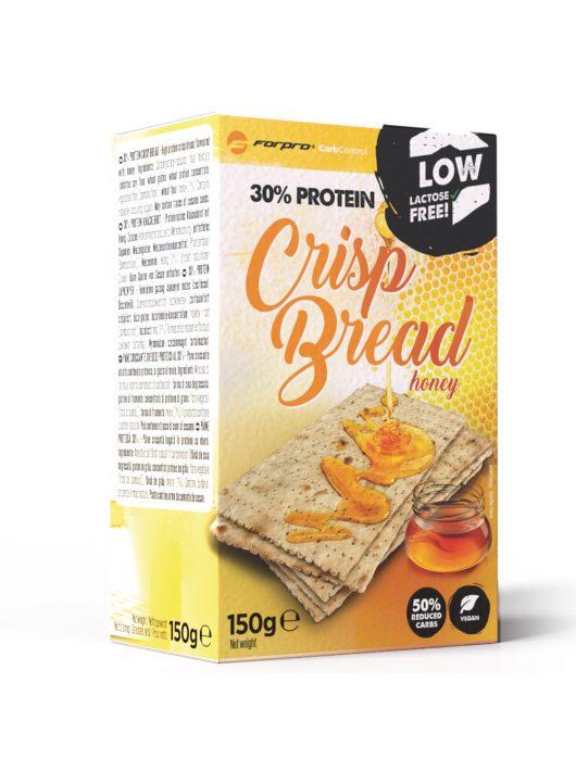 Forpro 30% Protein Crisp Bread - Honey - 150g