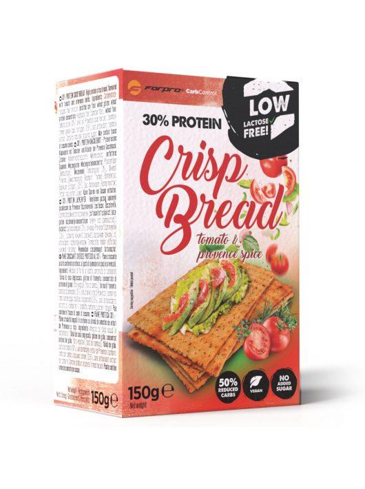 Forpro 30% Protein Crisp Bread - Tomato & Provence Spice - 150g