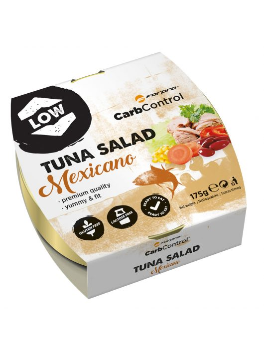 Forpro TUNA SALAD Mexicano (tonhal saláta) - 175g