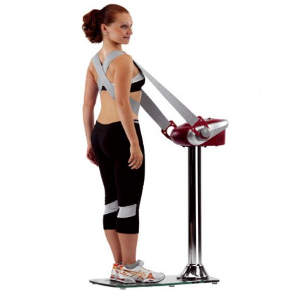 BH Fitness Tactile Tonic Pro vibrációs gép