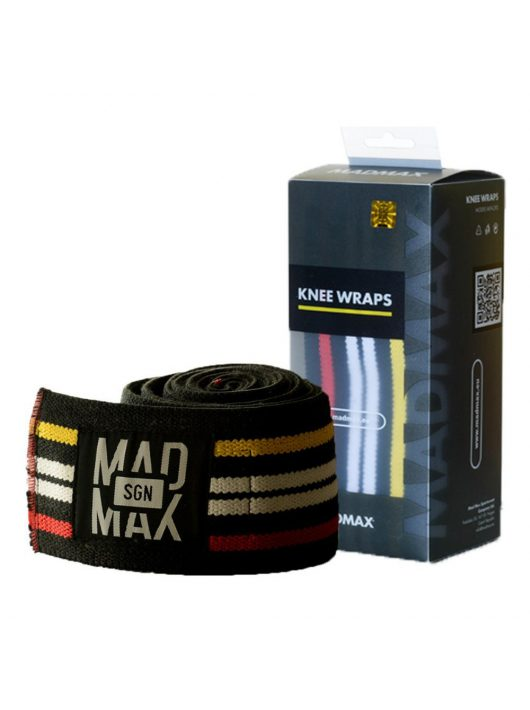 Madmax Knee Wraps térdszorító