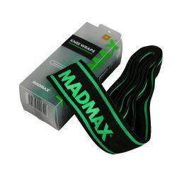 Madmax Non Slide & Slip Knee Wraps térdszorító