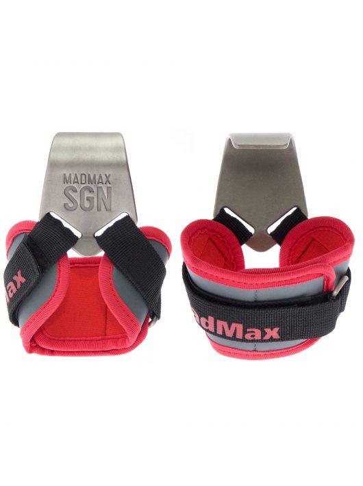 MadMax Lat Hooks Metalic edző kampó