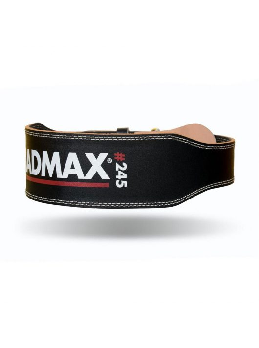 MADMAX Full Leather Black öv